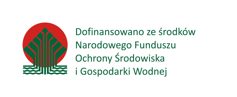 Dofinansowanie ze środków Narodowego Funduszu Ochrony Środowiska i Gospodarki Wodnej